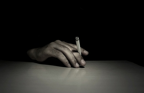 hand-with-a-cigarette