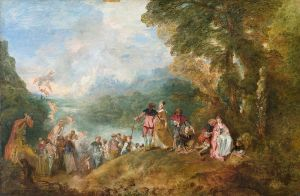 800px-L'Embarquement_pour_Cythere,_by_Antoine_Watteau,_from_C2RMF_retouched